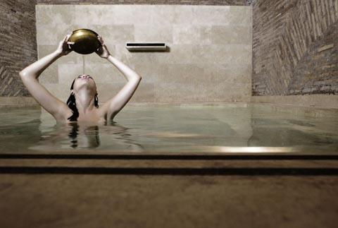 Les meilleurs spas et centres bien-être à Rome