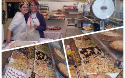 Goûtez les pâtisseries et biscuiteries de Rome