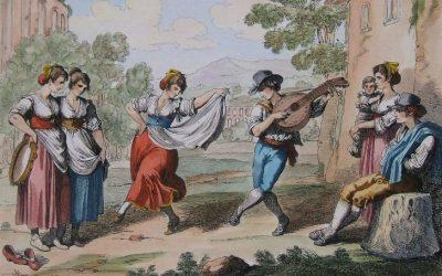 Les chants traditionnels de Rome