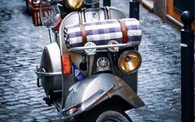 Où louer vespas et vélos à Rome ?