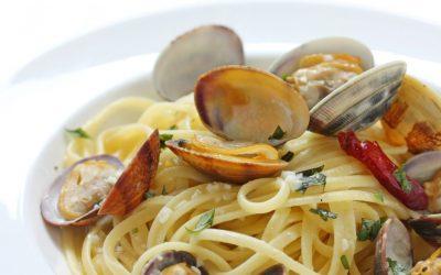Recette estivale : Spaghetti alle vongole