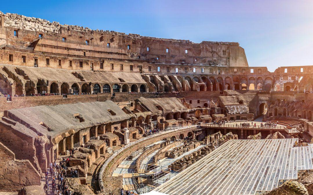 Réservez le troisième anneau du Colisée