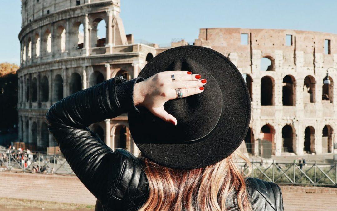 Se relaxer à Rome