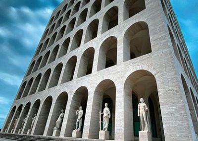 E.U.R, la nouvelle Rome de Mussolini