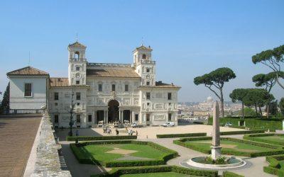 La France à Rome : la Villa Médicis