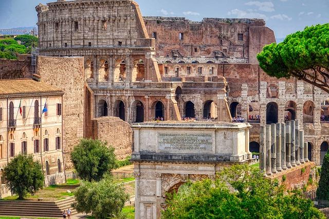 A quelle période venir à Rome ?