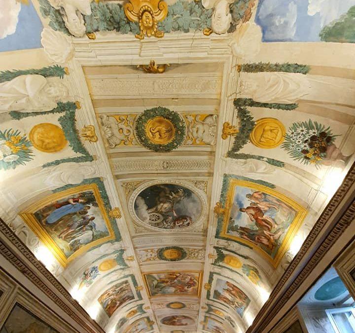 Visite des palais privés de Rome