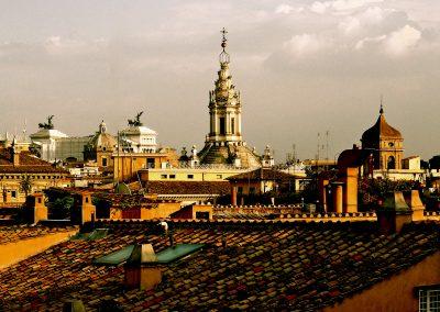 Au cœur de Rome(centre historique)