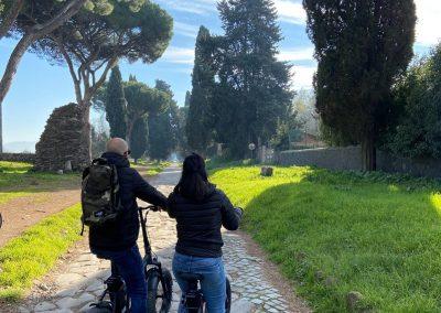 Balade sur la via Appia antica