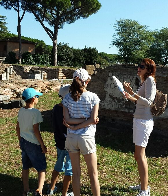 Ils sont fous ces romains(Colisée, forum)