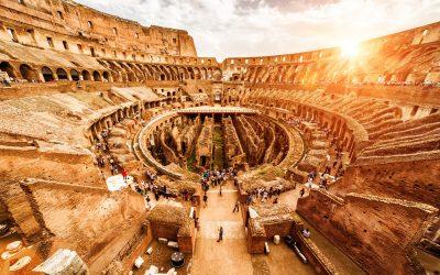 Entrez dans l'arène du Colisée – Billets coupe-files