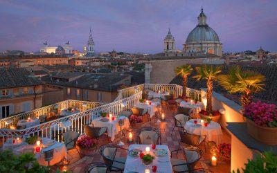 Les meilleurs rooftops de Rome