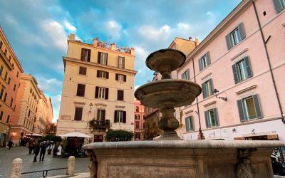 Prochaines vacances, pourquoi Rome ?