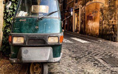 Les transports à Rome