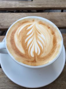 Le célèbre cappuccino