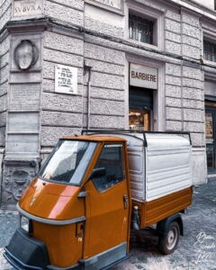 Roma secondo me APE